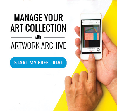Manage Your Art Collection.
